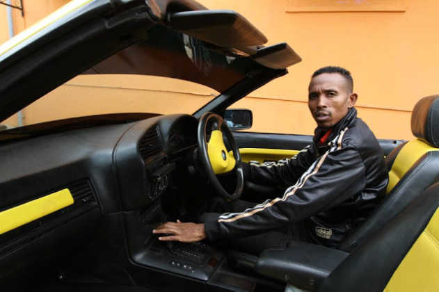 mohammed ali - Check out the machines your favourite celebrities drive