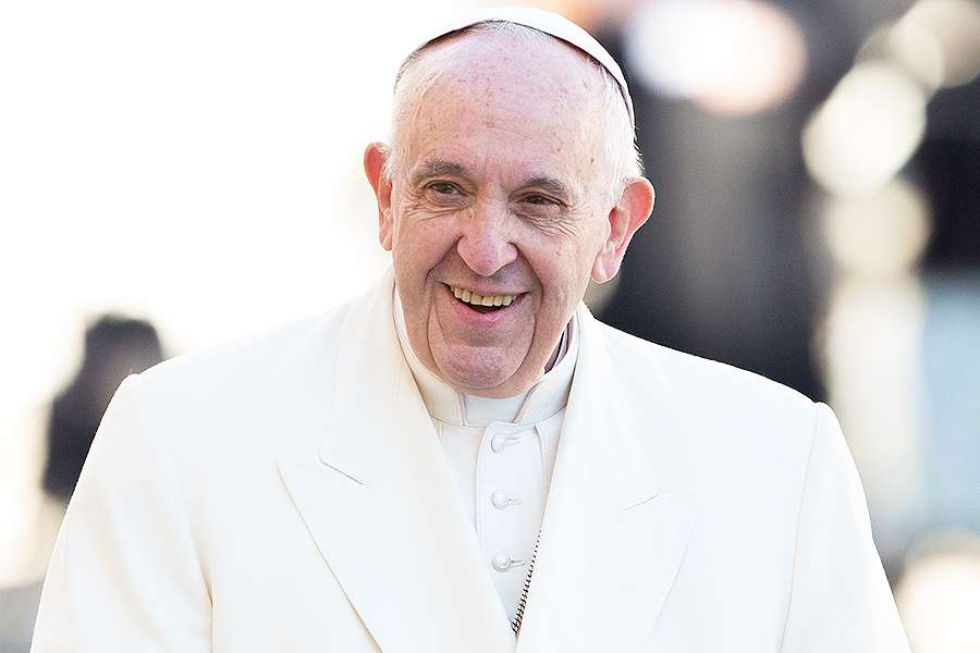 pope francis crux news - Pope Francis warns Messi's fans against referring him as God