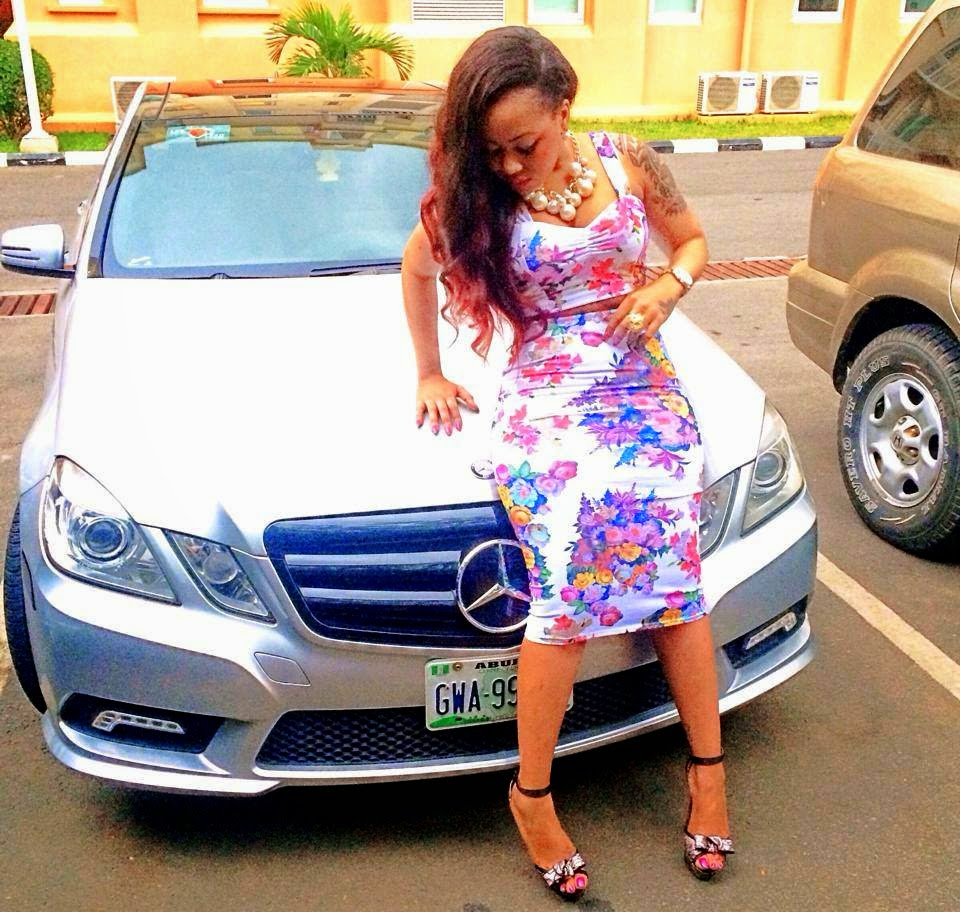 vera sidika - Check out the machines your favourite celebrities drive
