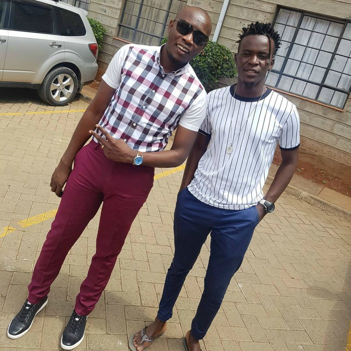 Daddy Owen and Willy Paul