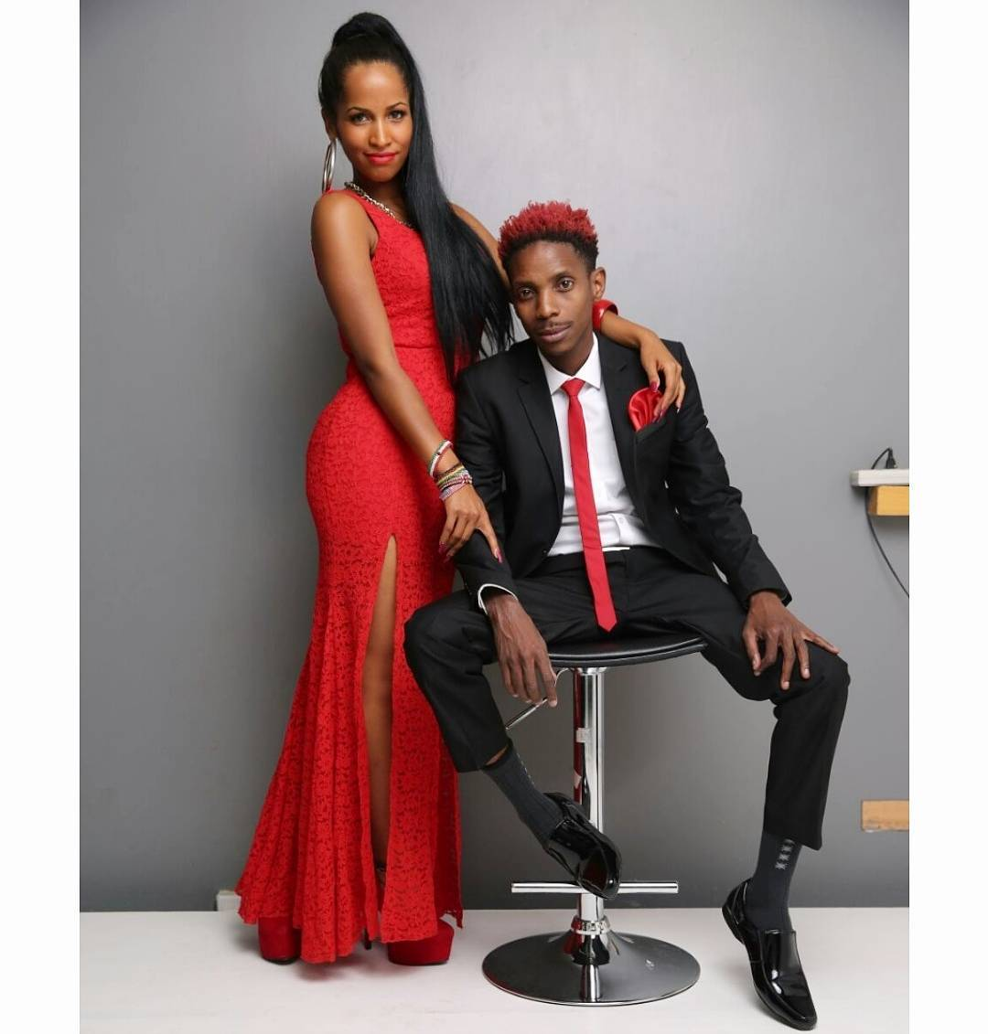 26155787 317680382068873 6617003135078498304 n - No more billboards! Chantal spends birthday without Eric Omondi