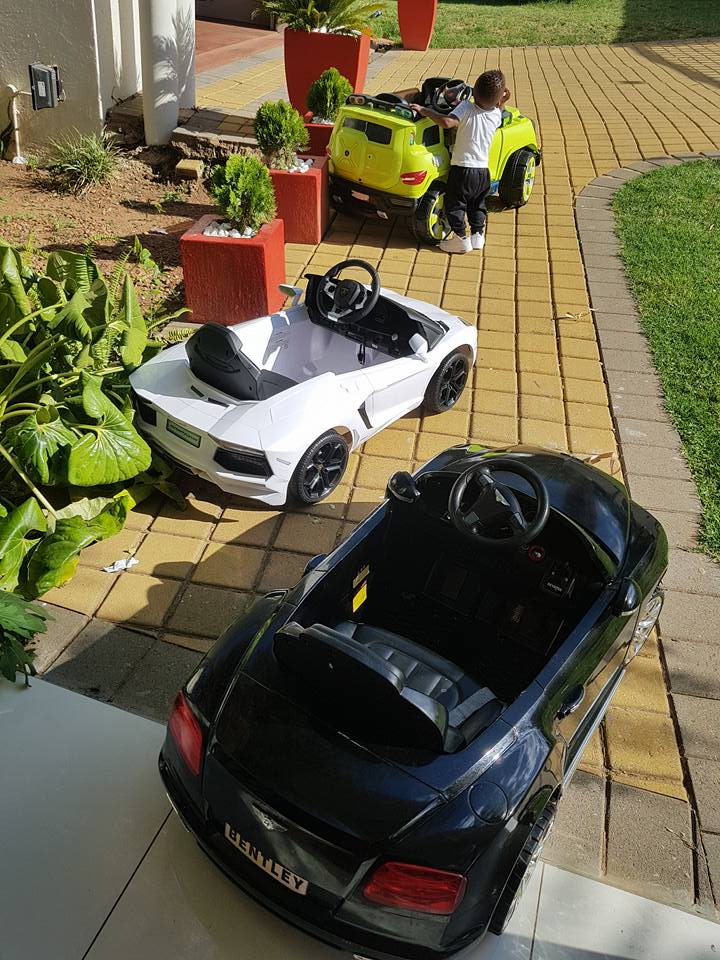 Million Dollar Cars >> Check out photos of Diamond Platnumz' son's toys which can pay slay queens' rent and buy them ...