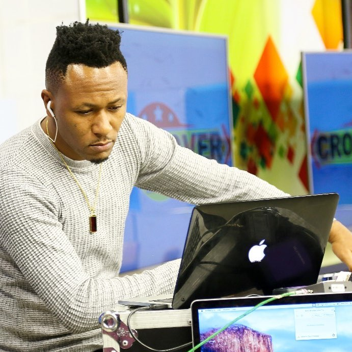 Ouch! Dj Mo painfully destroys an expensive birthday gift