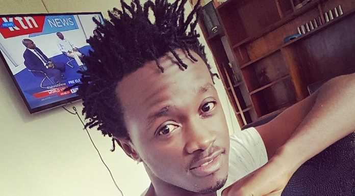 Bahati pose 696x385 - Instagram poses Bahati has ditched after fans begged him to