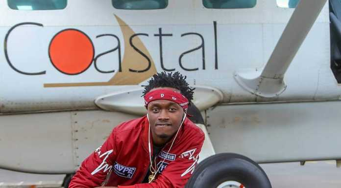 Bahati pose4 1 696x385 - Instagram poses Bahati has ditched after fans begged him to