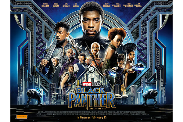 Black Panther 600x400 1 - Kupata tiko ngumu mzeiya! Avengers Endgame IMAX tickets sell out like hot cakes!