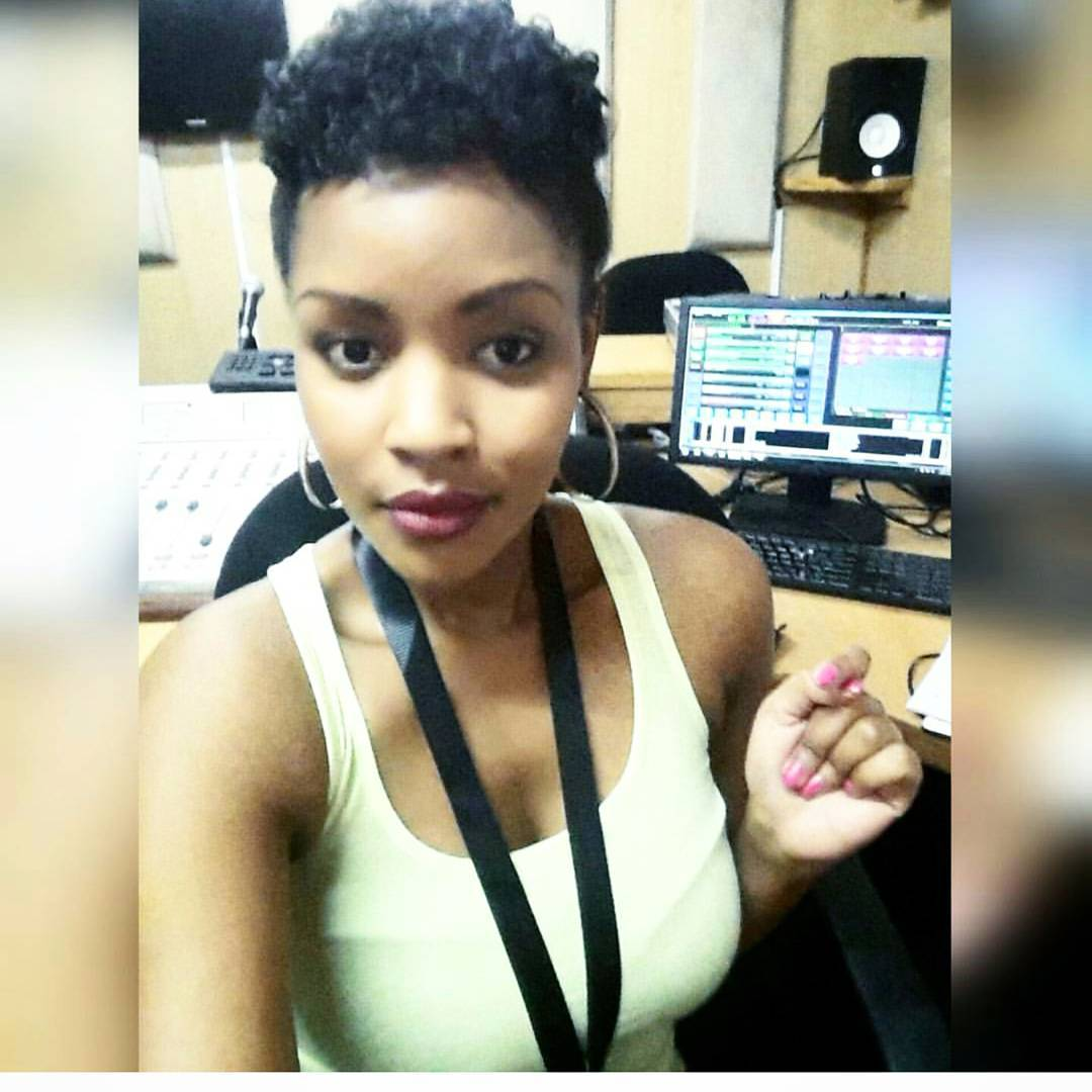 Image result for Joey muthengi real hair