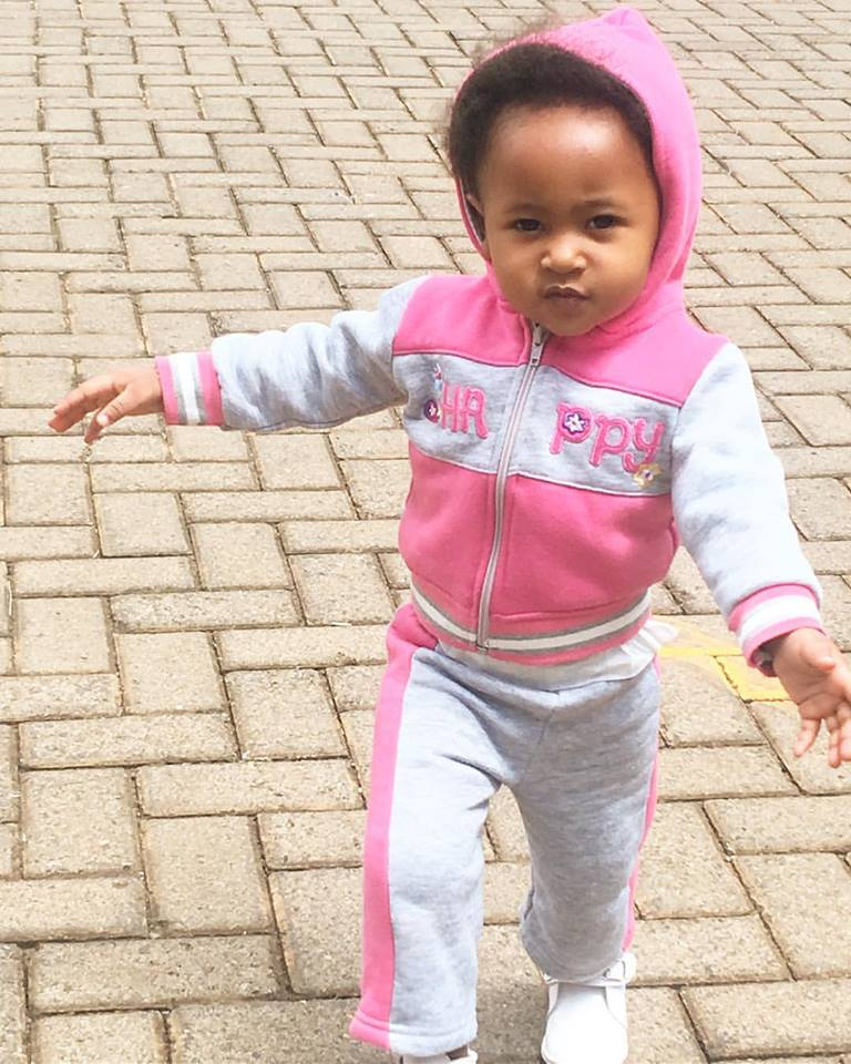 Ladasha Belle 16 - 15 hairstyles rocked by Ladasha Belle that will give you baby fever
