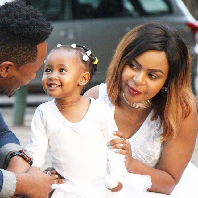 Ladasha Belle 3 - 15 hairstyles rocked by Ladasha Belle that will give you baby fever
