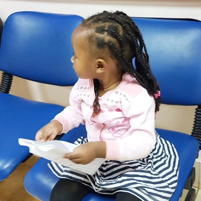 Ladasha Belle 5 - 15 hairstyles rocked by Ladasha Belle that will give you baby fever