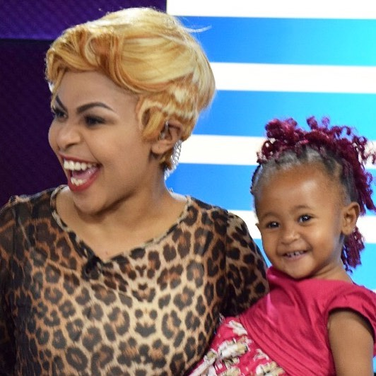 Ladasha Belle 6 - 15 hairstyles rocked by Ladasha Belle that will give you baby fever