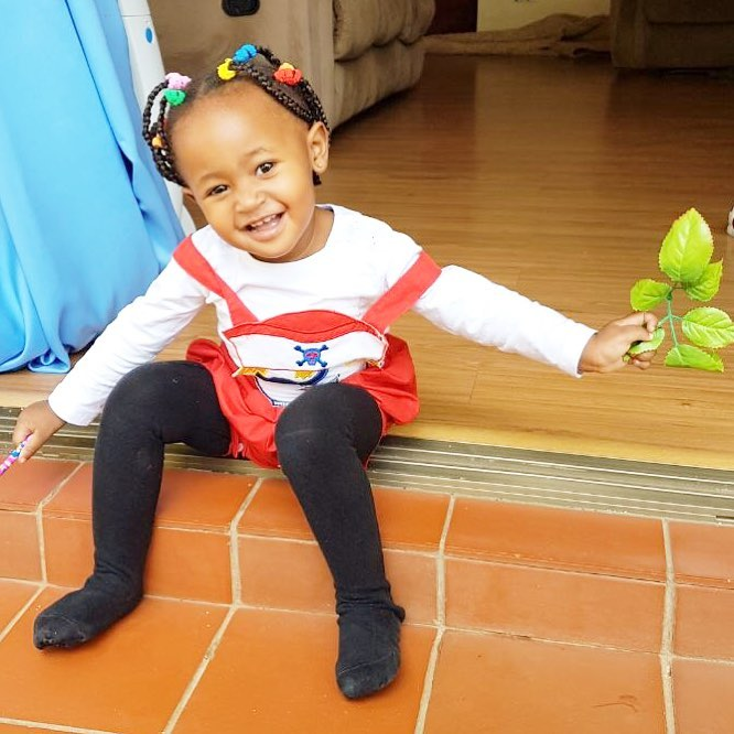 Ladasha Belle 7 - 15 hairstyles rocked by Ladasha Belle that will give you baby fever