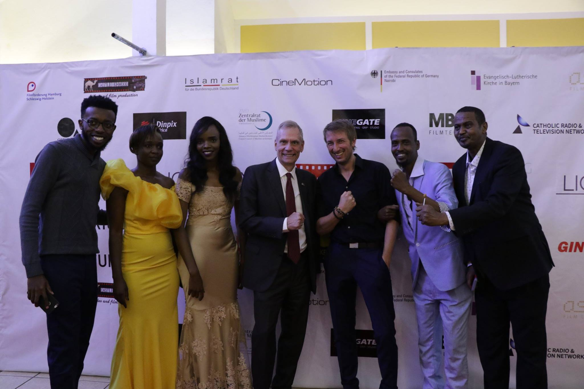 Boss Moves Kenyan Film, Watu Wote - All Of Us, Nominated For This Years Oscars-2524