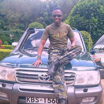 ababu 420x420 - From Luhya to Maasai: Kenyan tribes with handsome men
