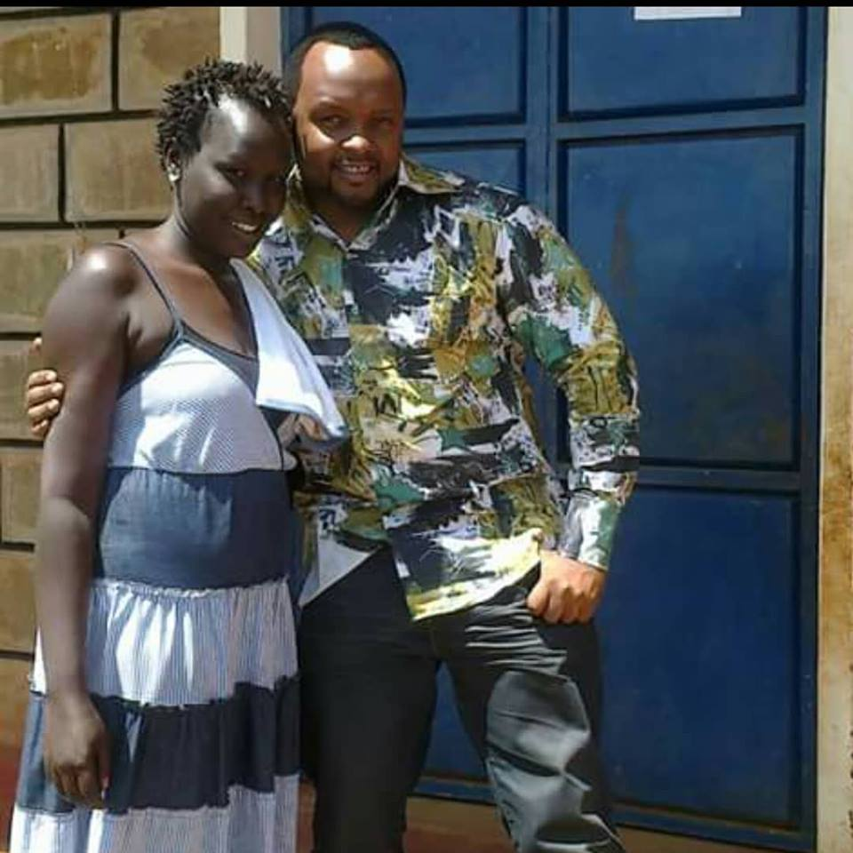 emmy kosgei before the fame - OMG! Is this Emmy Kosgei before the fame and money? (Photo)