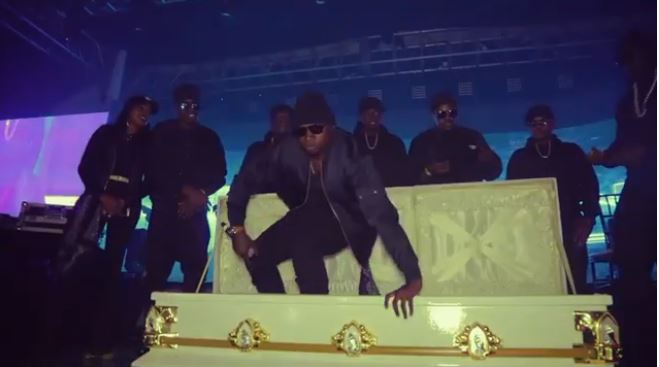 khaligraph jones coffin