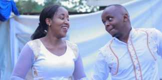 Nancy Onyancha and Joab Mwaura
