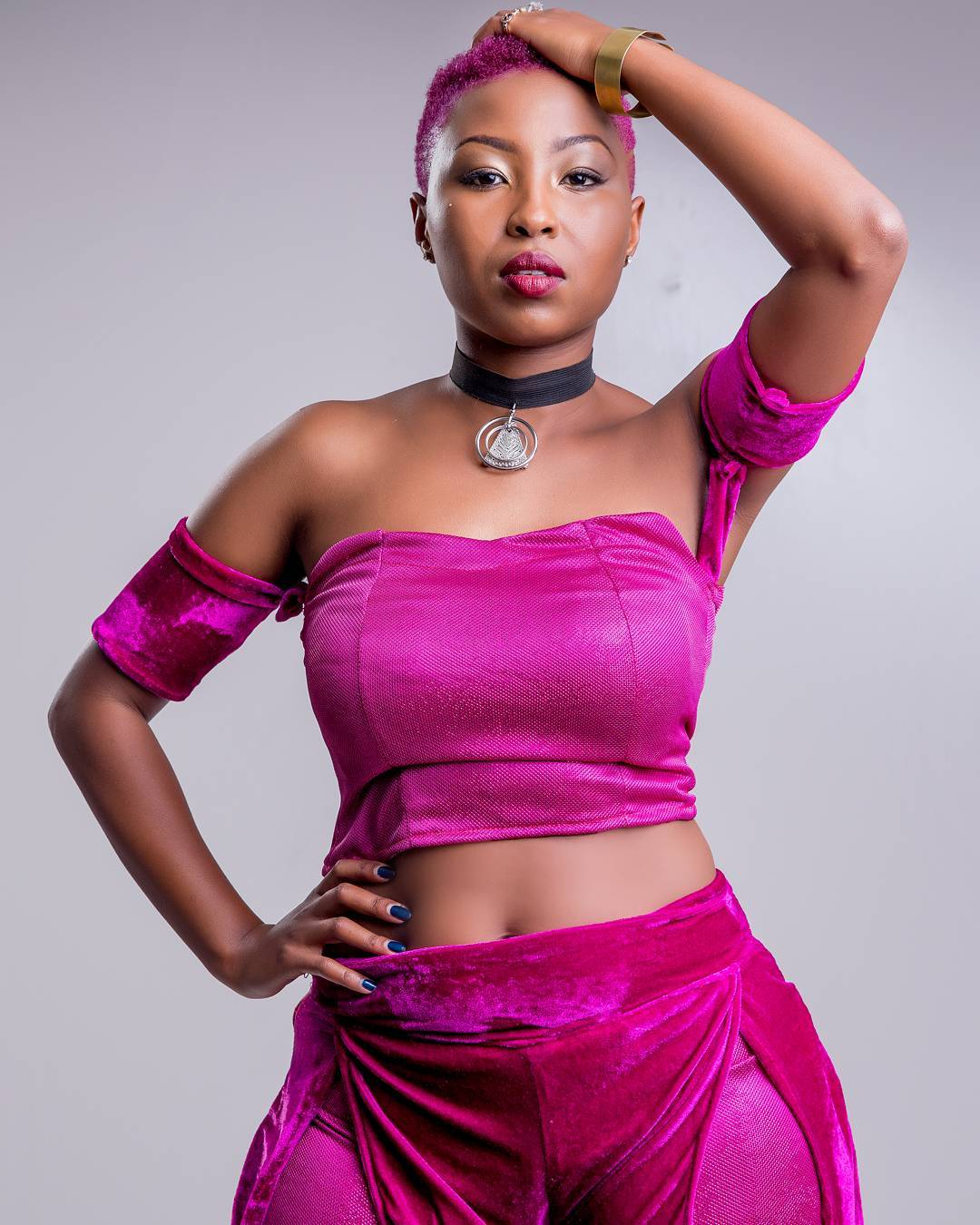 vivianne - 'I was told I couldn't be a celeb for not having hips,' cried Nadia Mukami
