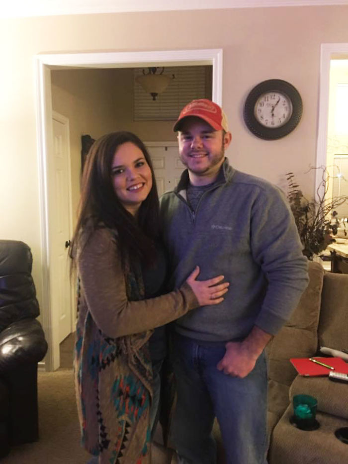 Kayla Jones And Husband - Mpasho News-3141