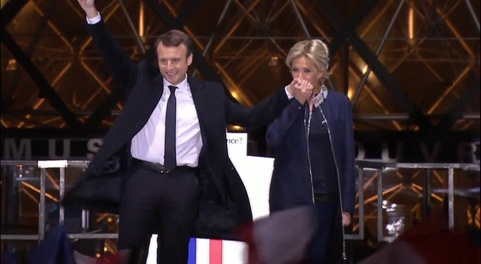 18342258 10154733304796936 3745337263585384223 n - Age ain't nothing but a number: How French President Macron proposed to woman 25 years older than him