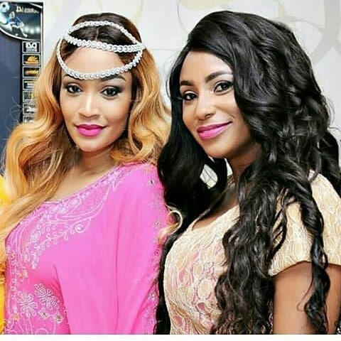 Zari Hassan and Esma Platnumz