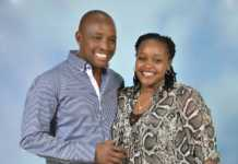 Martha Wangari and Peter Karanja