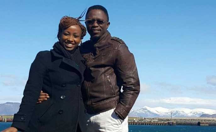 AbabuNamwamba PriscaNamwaro Reykjavik Iceland Europe 1 687x420 - Beauty and brains! Meet the beautiful and supportive women behind Kenyan politicians