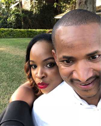 Babu Owino 336x420 - Beauty and brains! Meet the beautiful and supportive women behind Kenyan politicians