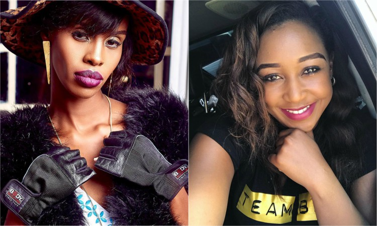 Betty Kyallo and Susan Kaittany - Epic Celebrity Cat fights in East Africa