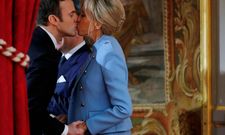 Brigitte - Age ain't nothing but a number: How French President Macron proposed to woman 25 years older than him