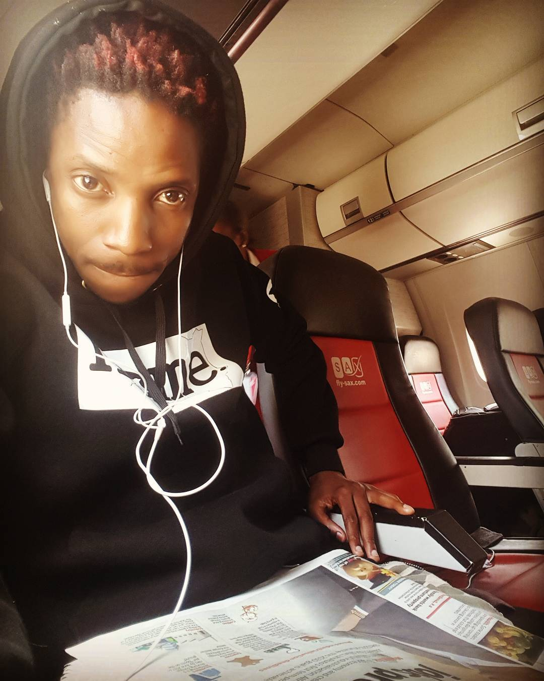 Eric Omondi2 - 'Nitampelekea polisi!' Eric Omondi denies claims he refused to pay car hire bill
