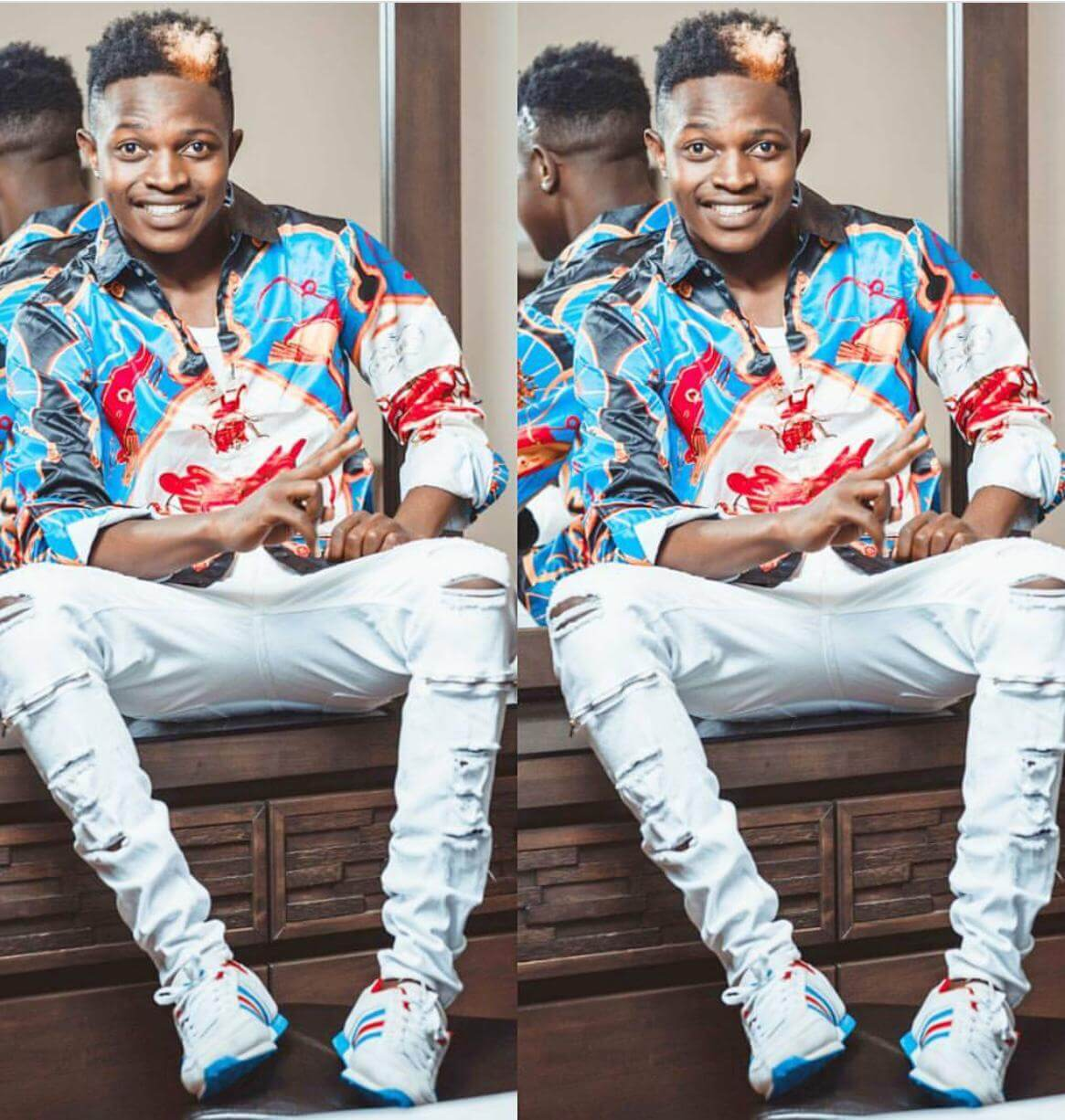 IMG 20180216 WA00191 - Kenya's youngest celebrity stylist. He has worked with Willy Paul
