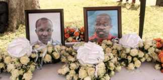 Sam Gitau and Mapozi funeral