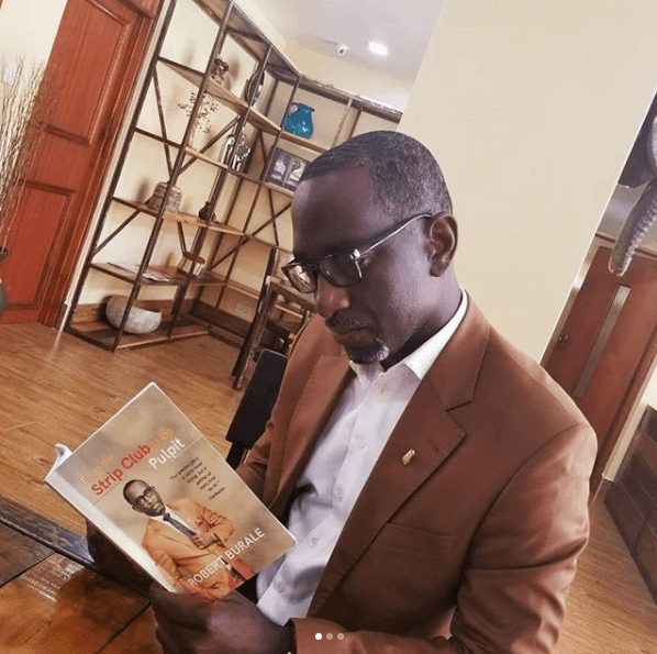 Screen Shot 2018 02 12 at 7.53.56 AM - Was stylish Pastor Burale a stripper? Here is what he reveals about that side of his life (Photo)