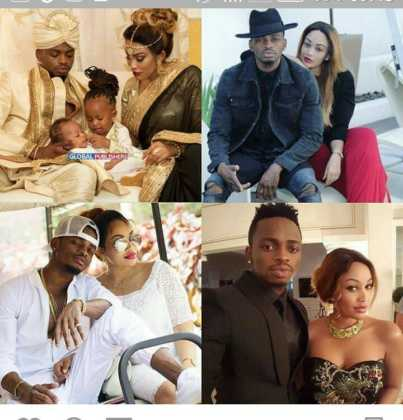 Zari Hassan divorce 403x420 - Father Abrahams! Here is a list of celebrities with more than 1 baby mama (Photos)