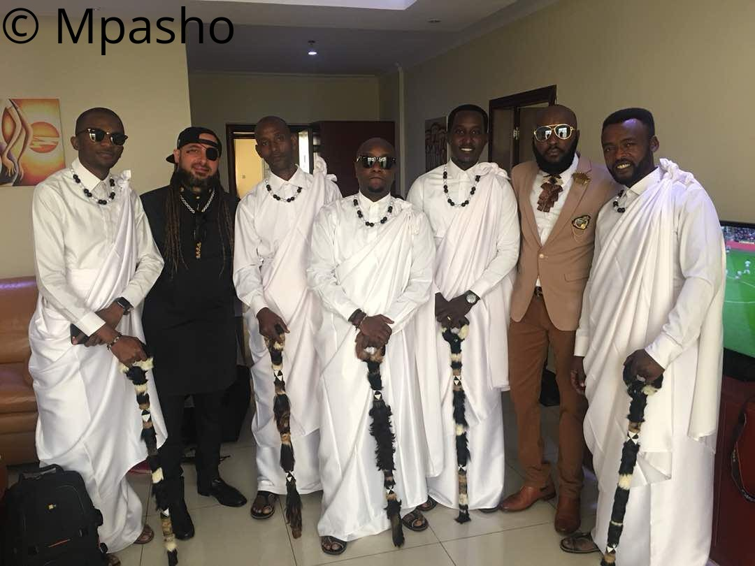 ... Rwanda in an invite-only event. Fans had previously confused the dowry payment for a wedding but Mpasho can confirm that AY's white wedding to longtime ...
