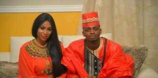 Esma and Diamond Platnumz