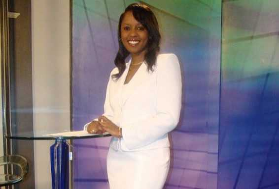 lilian muli 3 566x385 566x385 - Kamba doll! TBT photos of Citizen TV's Lilian Muli go viral