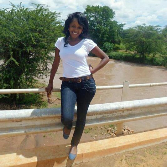 Kamba Doll Tbt Photos Of Citizen Tvs Lilian Muli Go Viral-8282