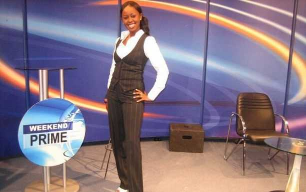 lilian muli 612x385 612x385 - Kamba doll! TBT photos of Citizen TV's Lilian Muli go viral
