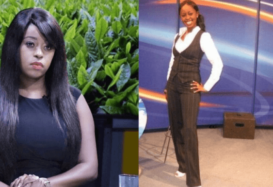lillian muli c 563x420 563x385 - Kamba doll! TBT photos of Citizen TV's Lilian Muli go viral