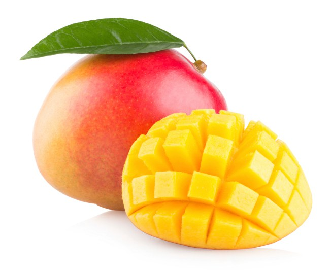 mango - Revealed: Foods to eat for thicker hair