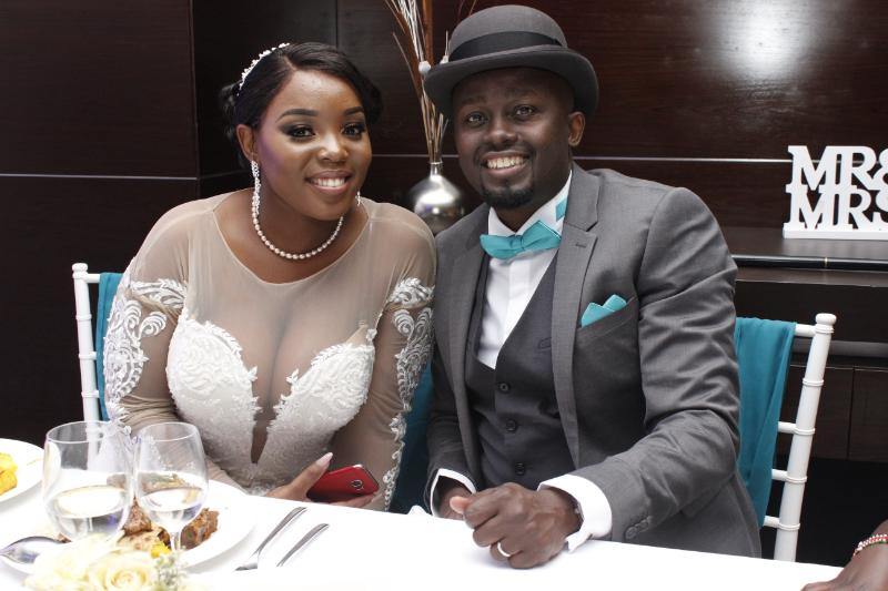 """risper faith 3 - """"I responded to his DM after 2 months,"""" Risper Faith on how she met hubby Brian"""