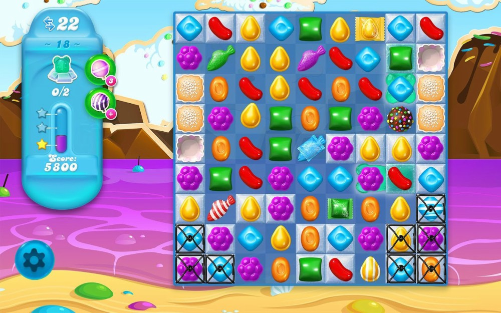 how to make game like candy crush in unity