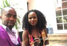 David Muguro and Mercy Masika