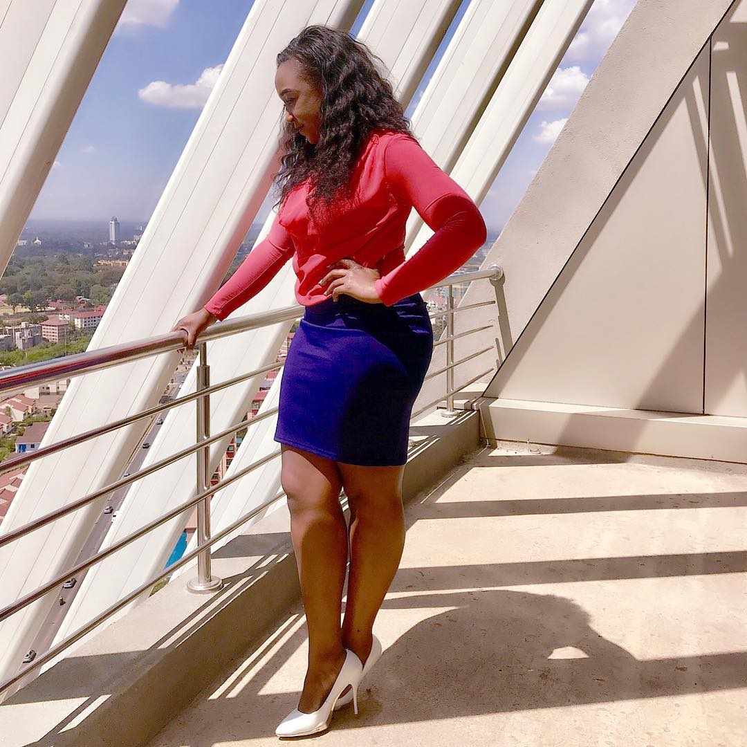 28156491 196614114431579 2262677754665238528 n - Lanes! Betty Kyallo's new handbag can pay your bedsitter rent for 4 months
