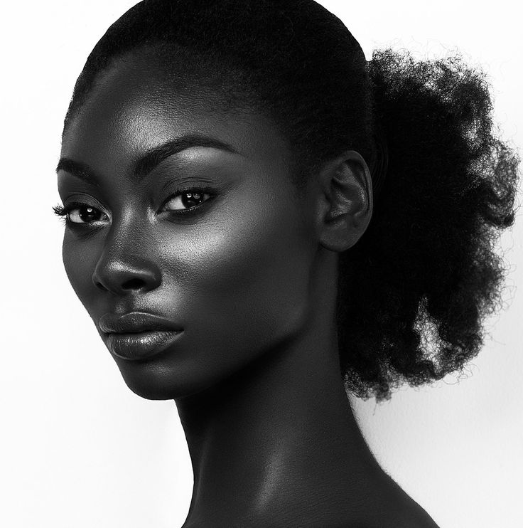 hot nude photo of afro american models