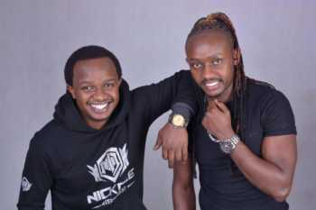 DJ Kym and DJ Moh 350x233 - DJ Moh arrested for partying with a firearm in city club