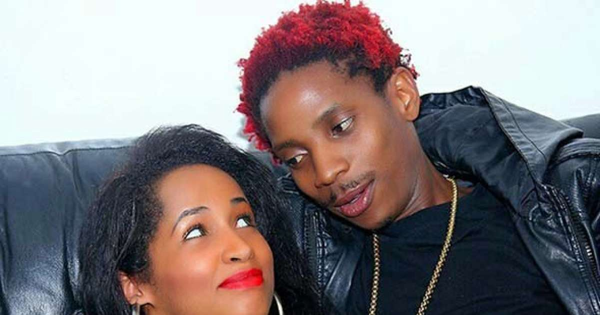 Eric cgangct - 'I love you Eric,' Chantal's reaction to Eric Omondi's cryptic message