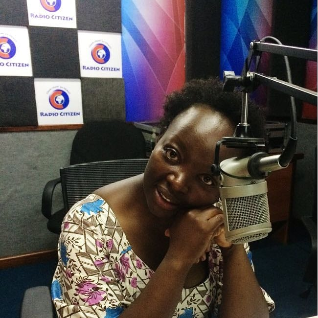 Jeridah Andayi1 - Talanta si ndumba! Meet Jeridah Andayi, the radio presenter who wowed many back in the day (photos)